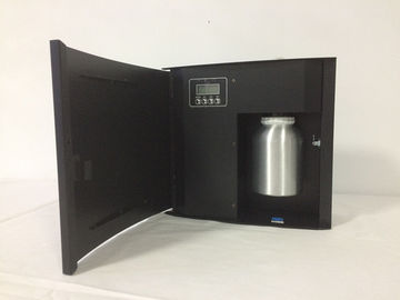 China White / Black Metal HVAC Atomization Scent Dispenser Machine Wall Mounted DC12V factory