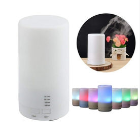 China Rainbow Color - Changing Light Commercial Scent Diffuser , 24Hz Ultrasonic Aroma Diffuser factory