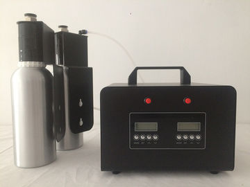 China 17W Black Large Area Scent Diffuser With 1000ML Oil Bottle For 10000 Cubic Meters factory